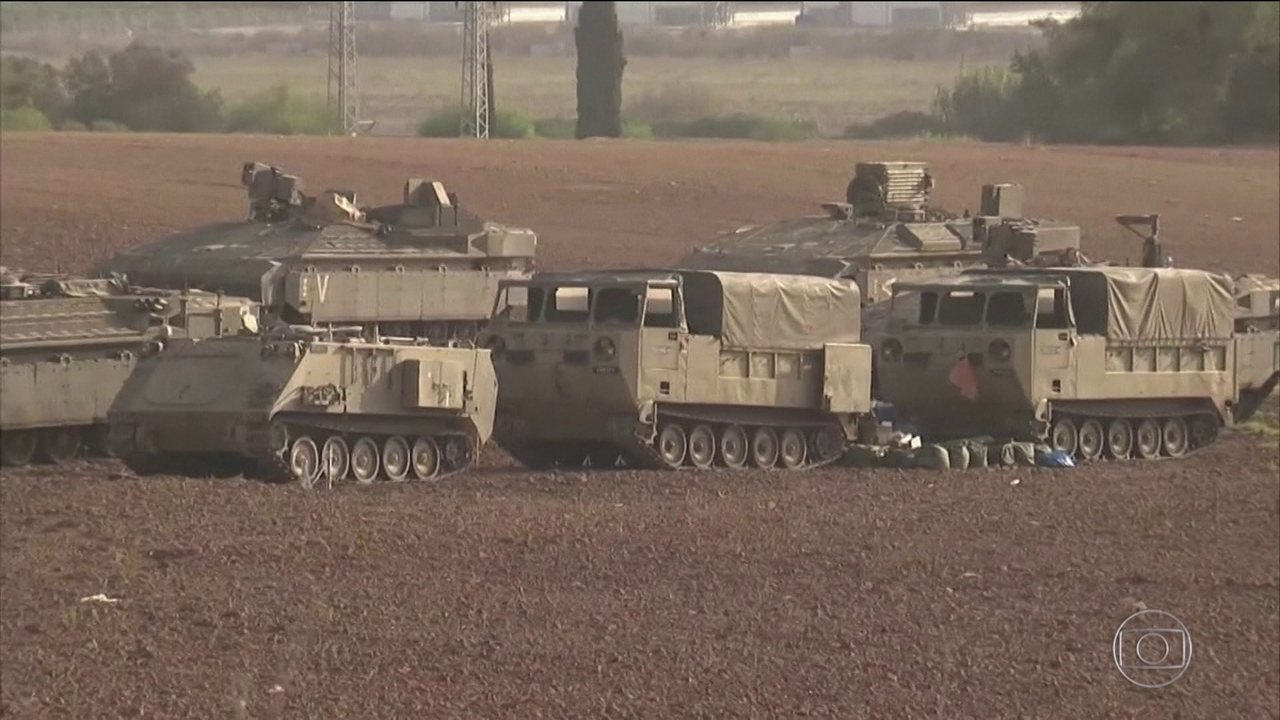 Novos bombardeios de Israel matam mais nove palestinos na Faixa de Gaza