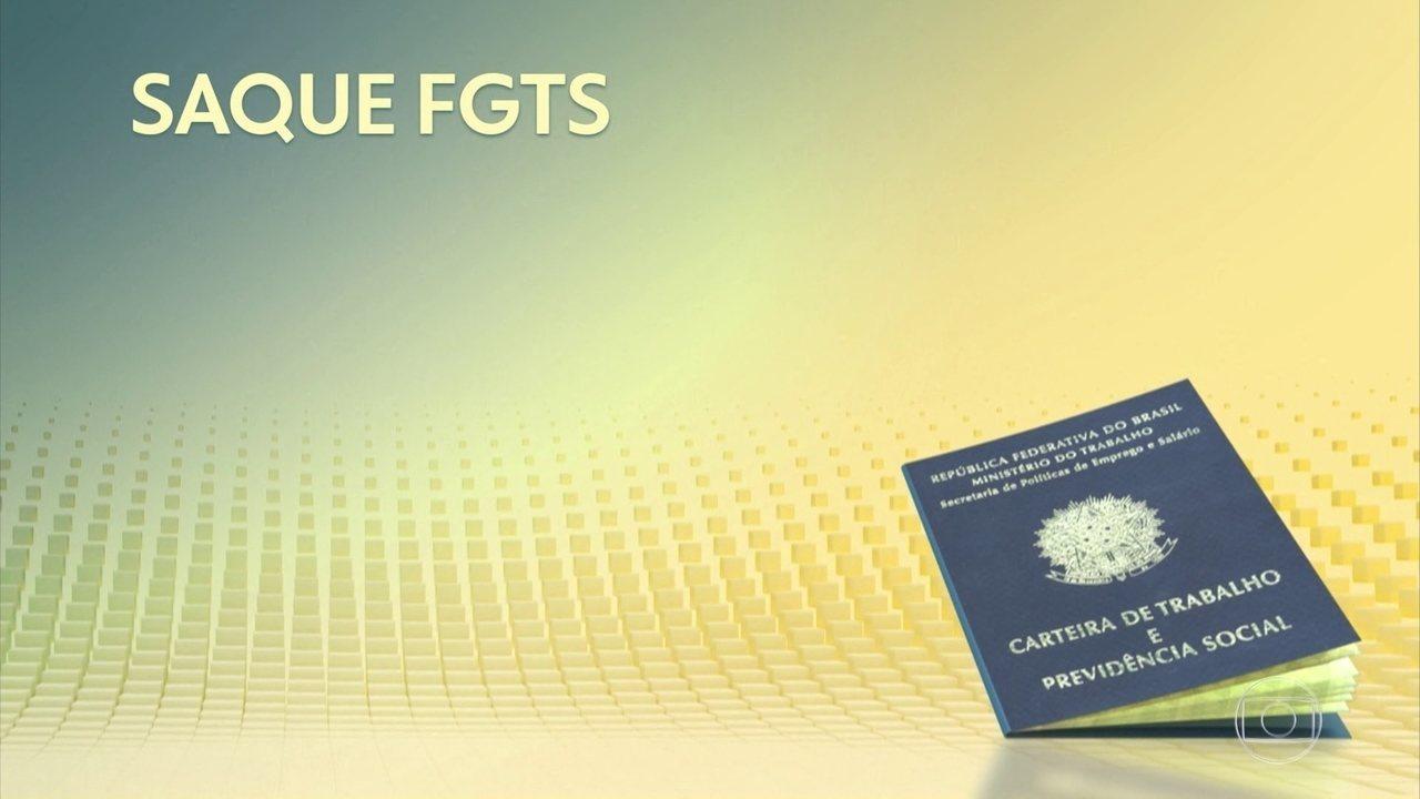 Aprovado o aumento do saque imediato do FGTS