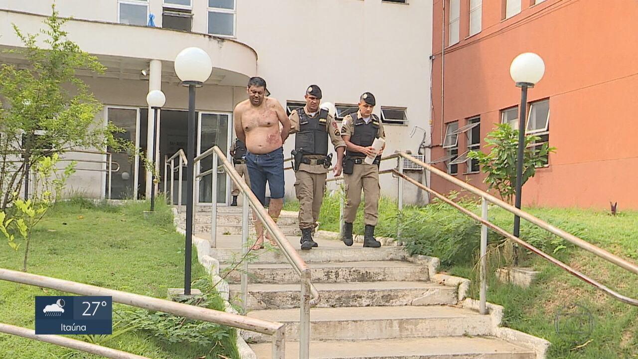 Homem confessa à polícia ter matado o próprio pai a facadas