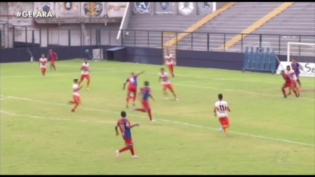 Carajás empata com o Paraense e avança à semifinal da Segundinha