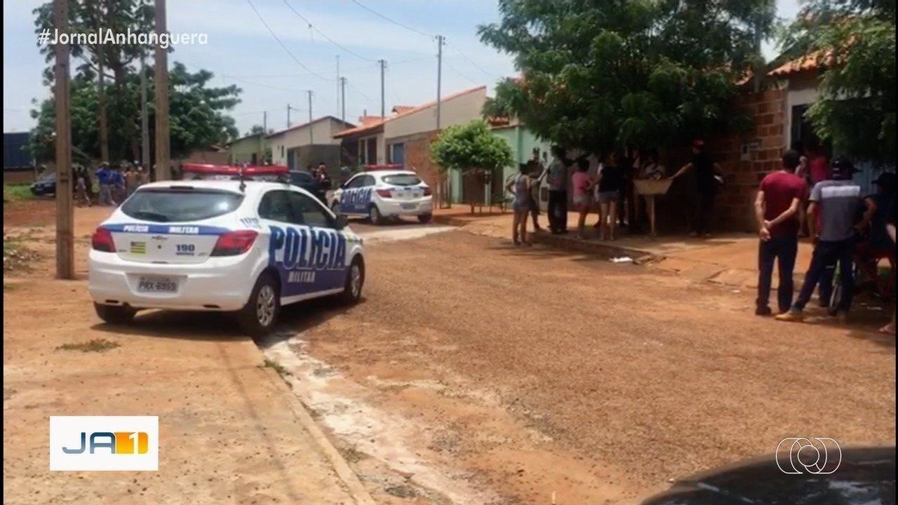 Mão é suspeita de matar filho enforcado em Santa Helena de Goiás