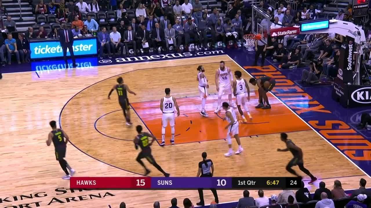 Confira o Top 10 da noite de quinta da NBA
