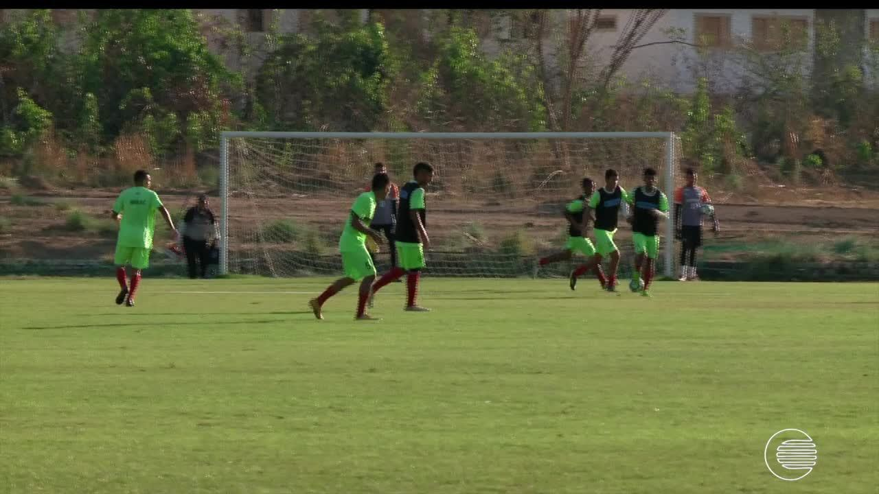 River-PI joga contra o Marília-MA em duelo pela Copa do Nordeste sub-20