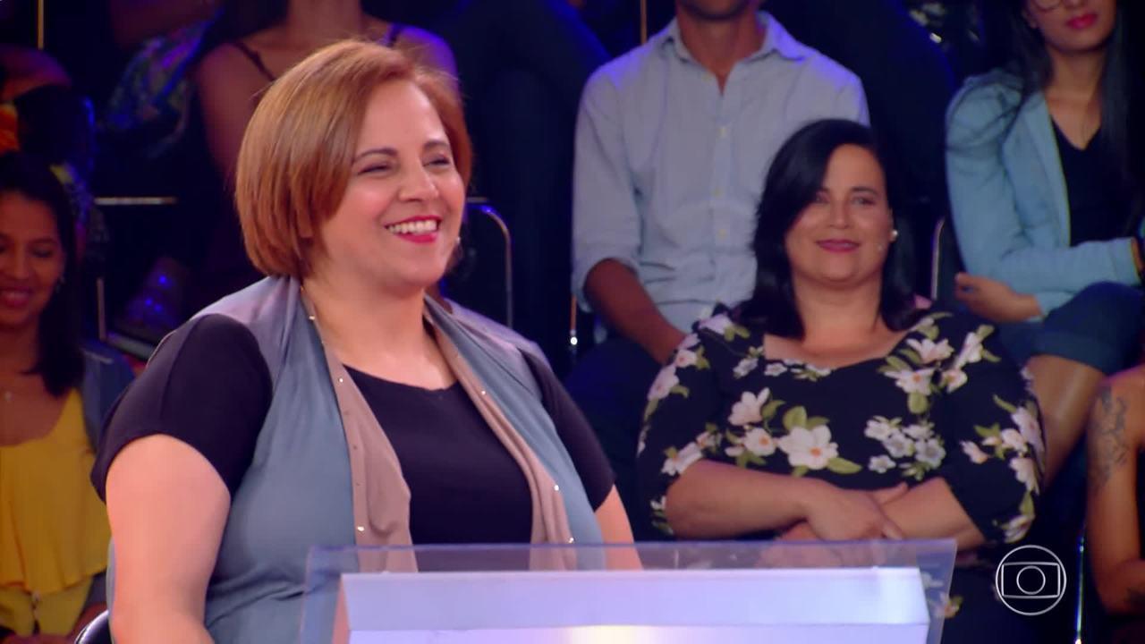 'Quem Quer Ser Um Milionário': Luziane Rodrigues participa da busca pelo milhão