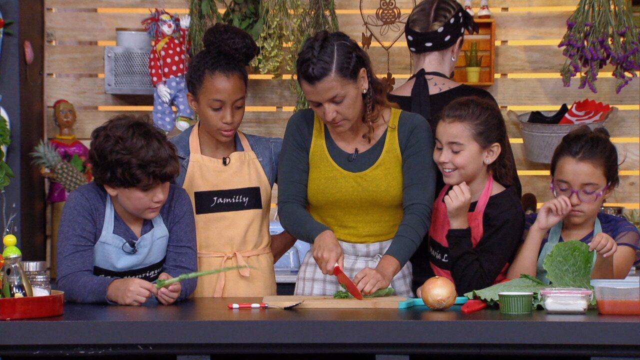 Sem Fritura - Kapim vai ensinar a fazer os amados croquetes e coxinhas, mas na versão mais saudável. Massas de abóbora e batata doce são alguns dos ingredientes que prometem surpreender.