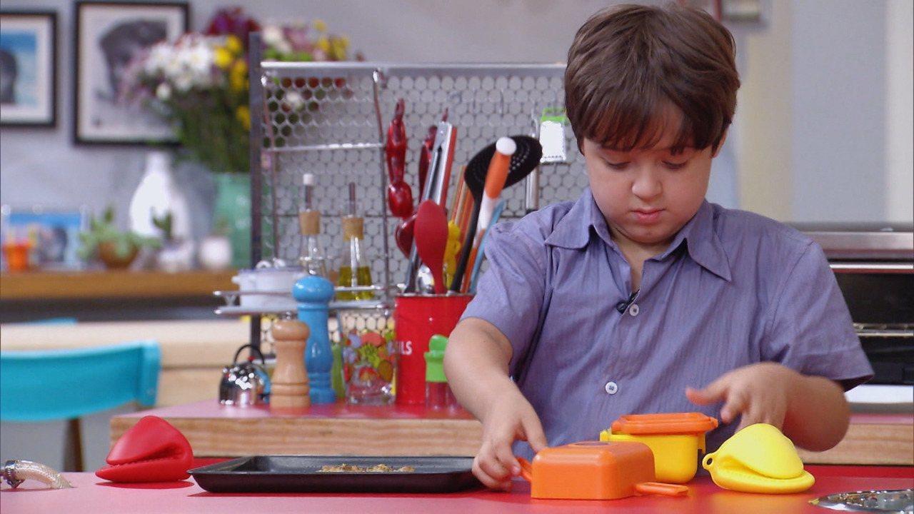 Lanche na Escola - As crianças passam muito tempo na escola, por isso Kapim vai ensinar opções de lanche para levar na mochila e comer lá.