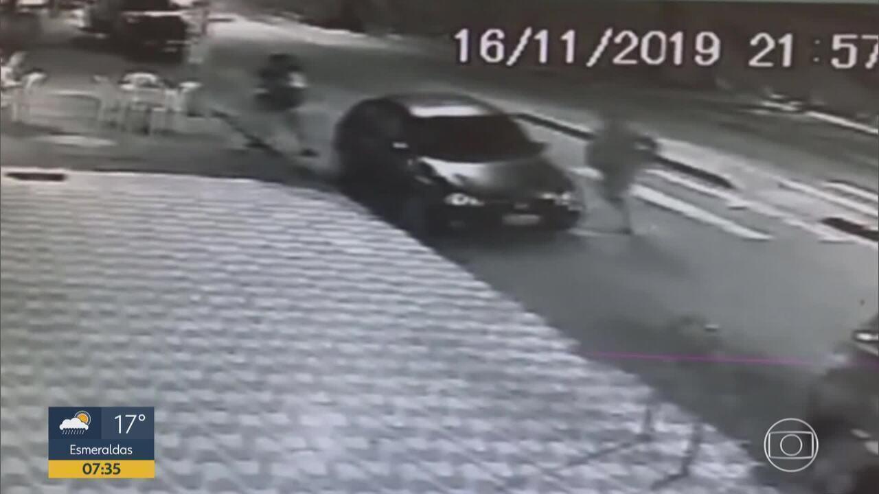 Polícia procura suspeito de assassinar homem a tiros em Contagem