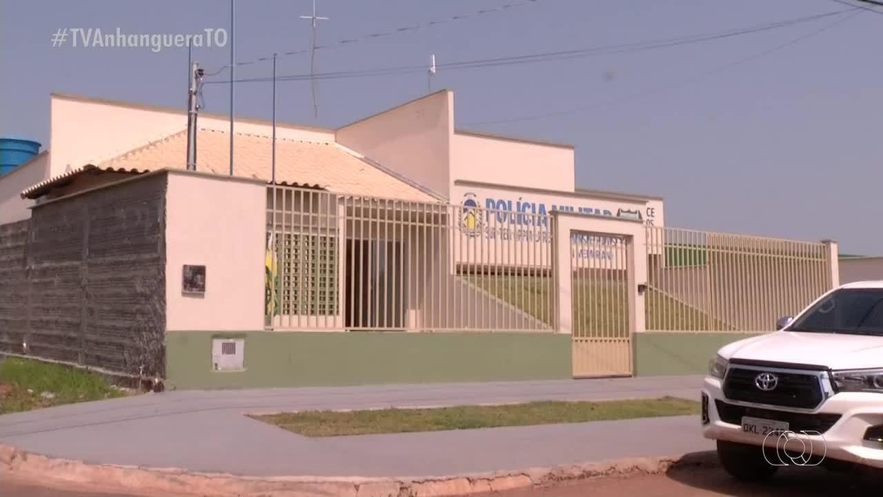 Base da Polícia Militar construída em Miranorte foi bancada por moradores da região