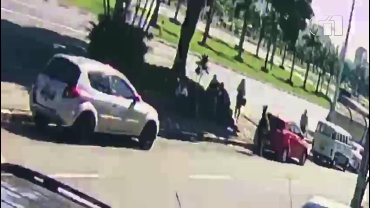 Vídeo mostra grupo passando mal após ingerir bebida supostamente envenenada em Barueri