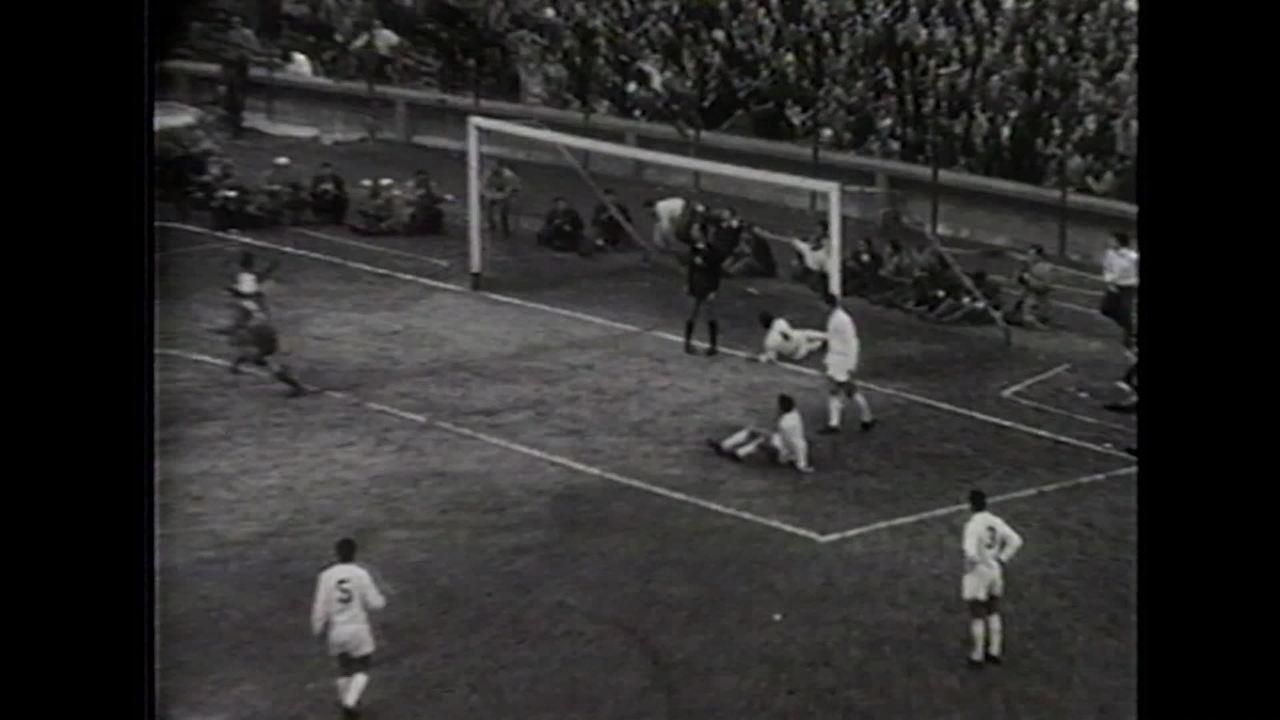 Santos x Boca Juniors 1966