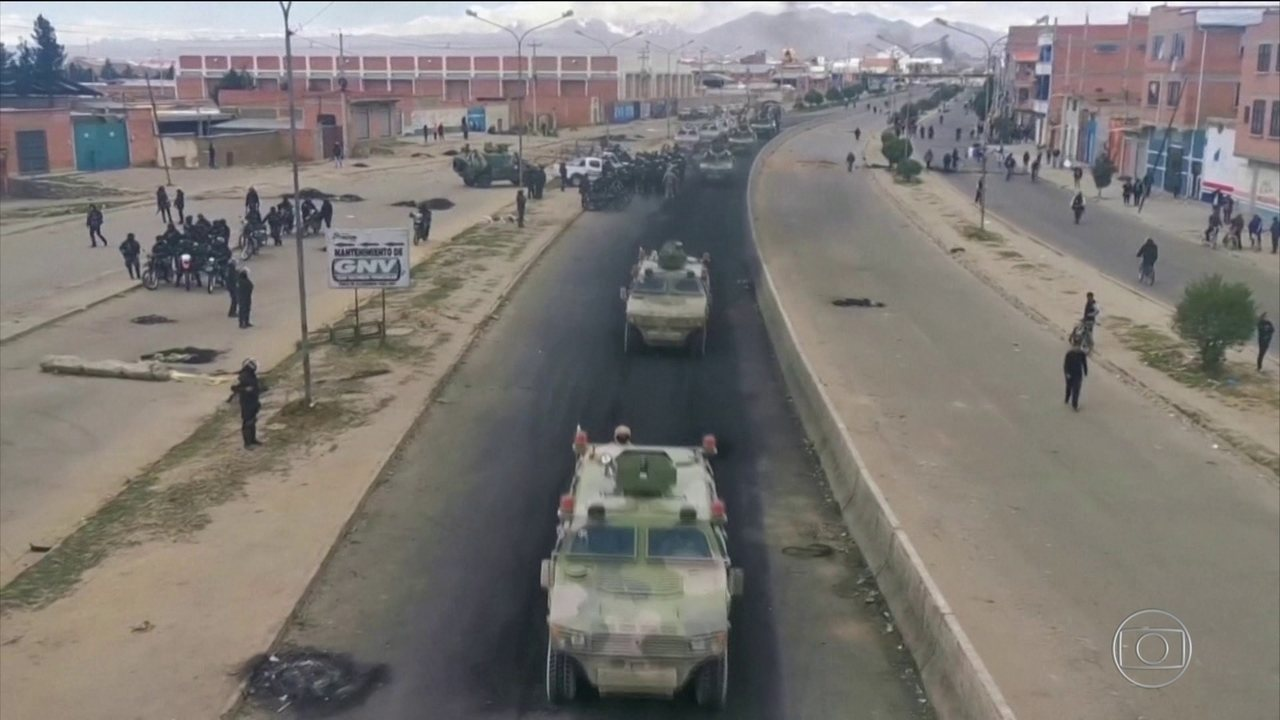 Três pessoas morrem e 30 ficam feridas em protesto na Bolívia