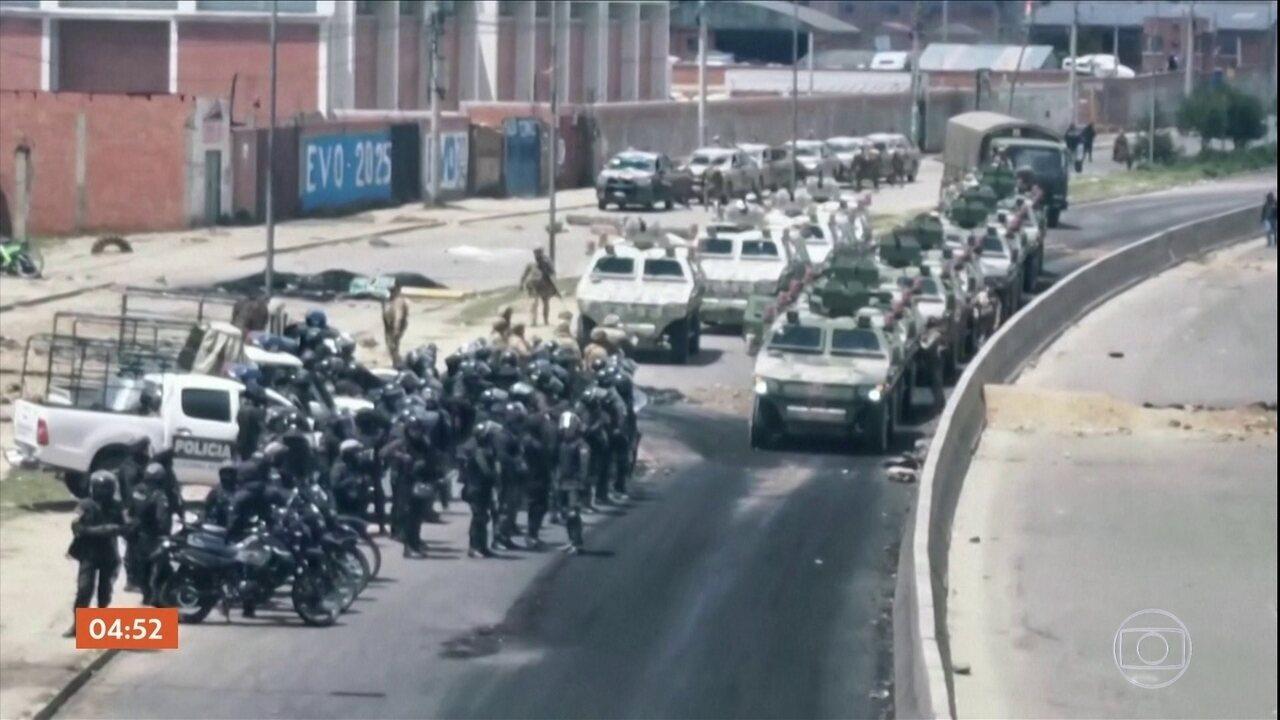 Conflito na Bolívia deixa pelo menos três mortos e mais de 30 feridos