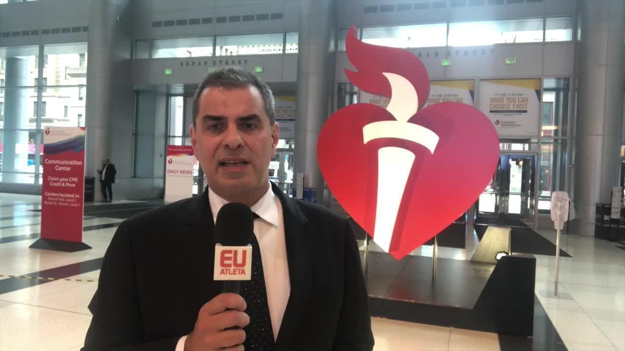 Luis Fernando Correia explica estudo sobre a relação entre exercícios físicos e sobrevivência a longo prazo após infarto