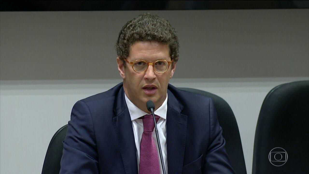 Ministro do Meio Ambiente anuncia medidas de combate ao desmatamento