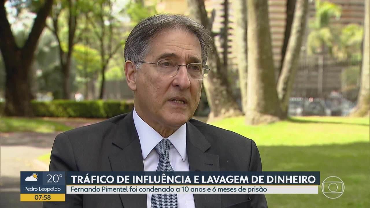 Justiça Eleitoral condena ex-governador Fernando Pimentel