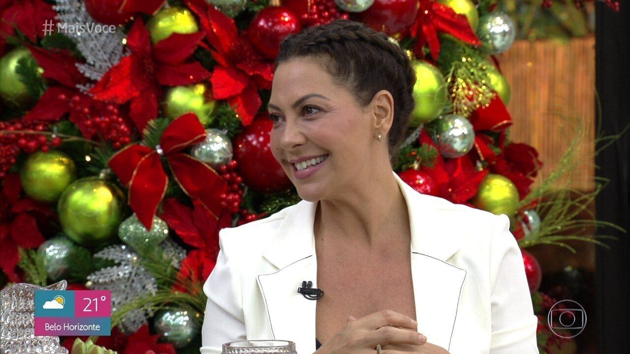 Fabíula Nascimento relembra participação no 'Tá no Ar'