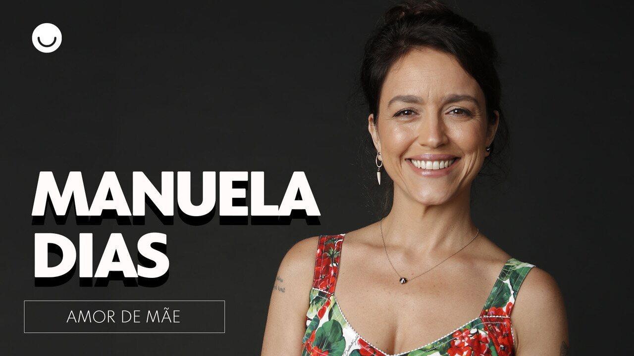 Autora Manuela Dias fala sobre o que a inspirou escrever 'Amor de Mãe'