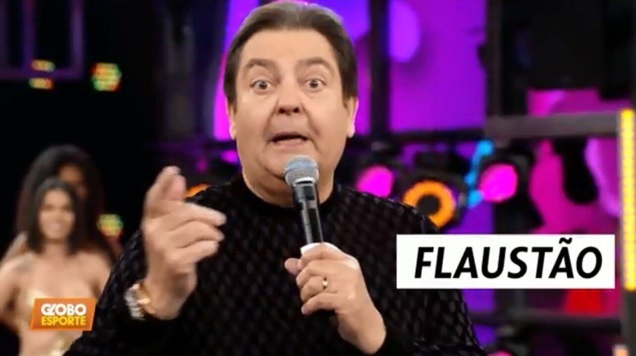 Domingao Do Flaustao Veja Como Seria A Programacao Da Globo Dedicada Apenas Ao Flamengo Futebol Ge