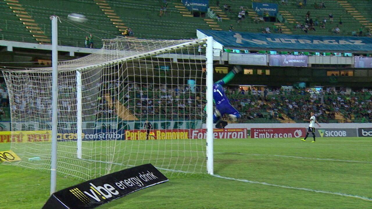 Melhores momentos: Guarani 0 x 1 América-MG pela 37ª rodada do Brasileirão