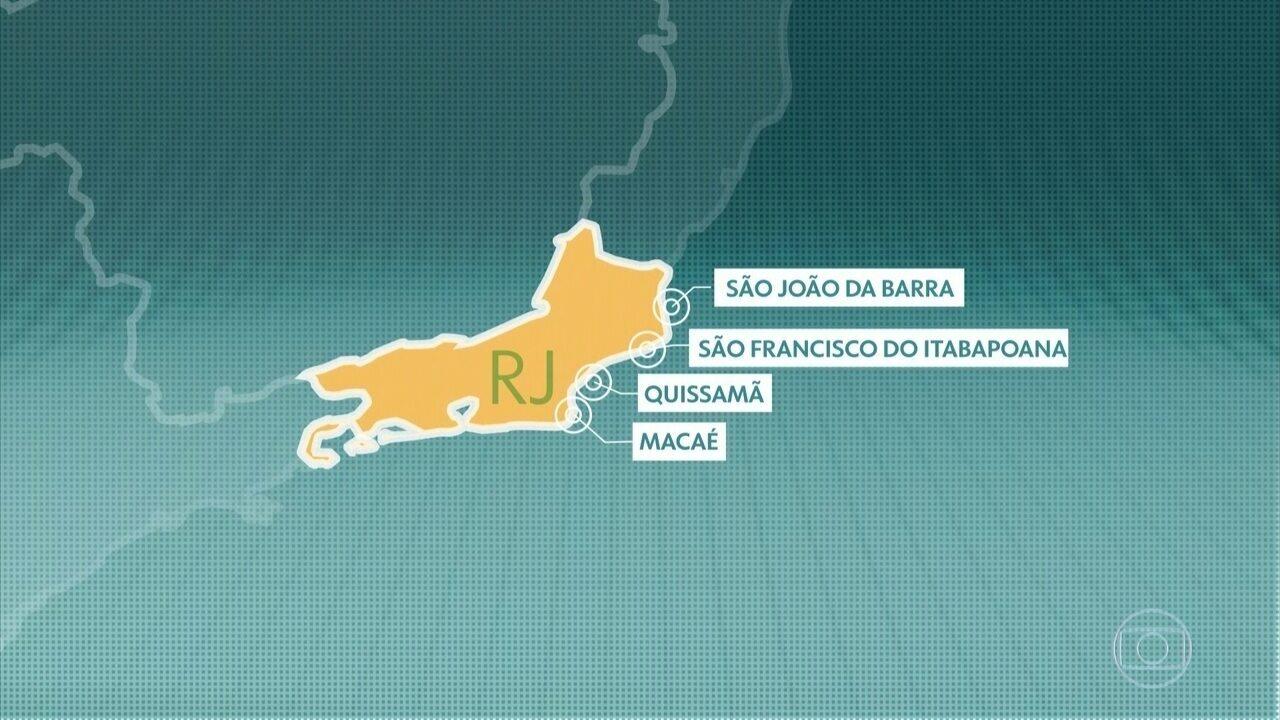 Marinha analisa óleo que chegou em praias do Rio de Janeiro