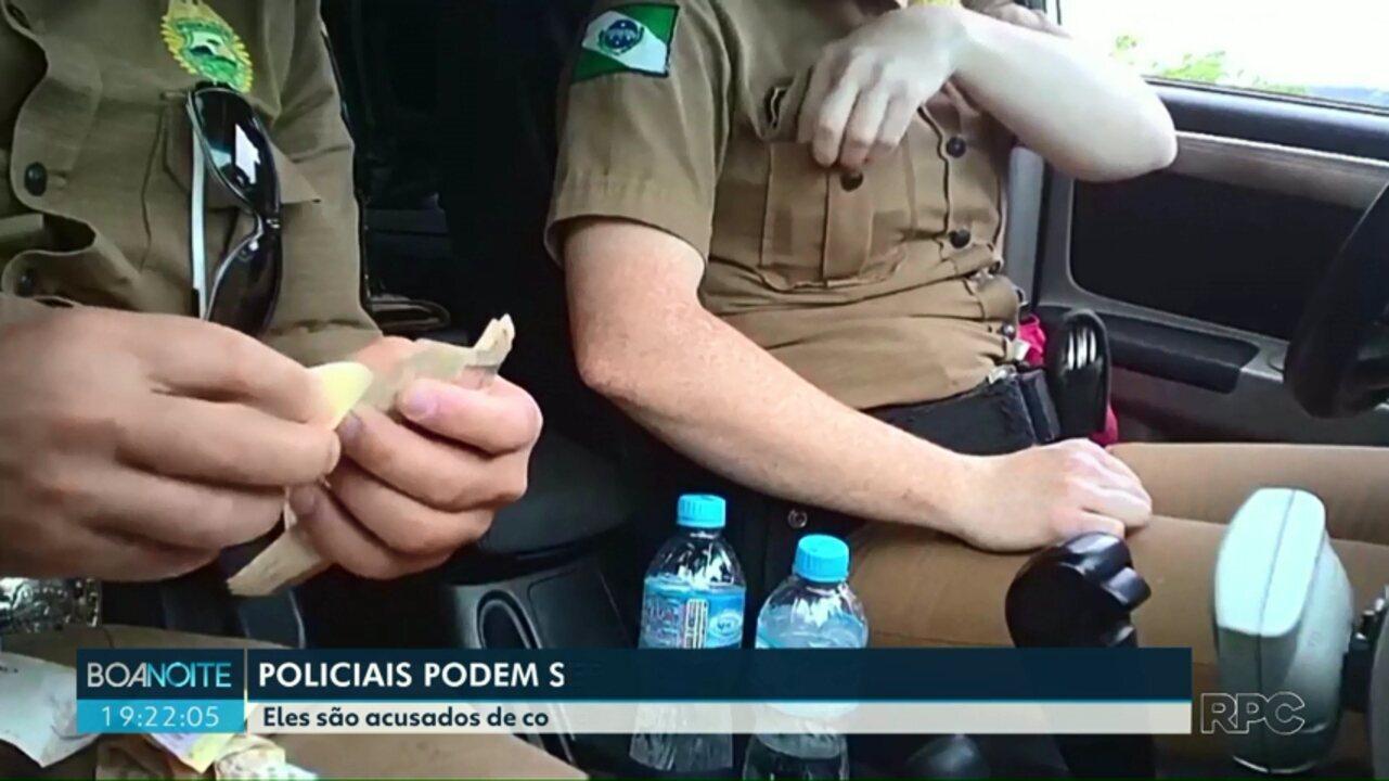 Policiais Rodoviários Estaduais podem ser expulsos da corporação