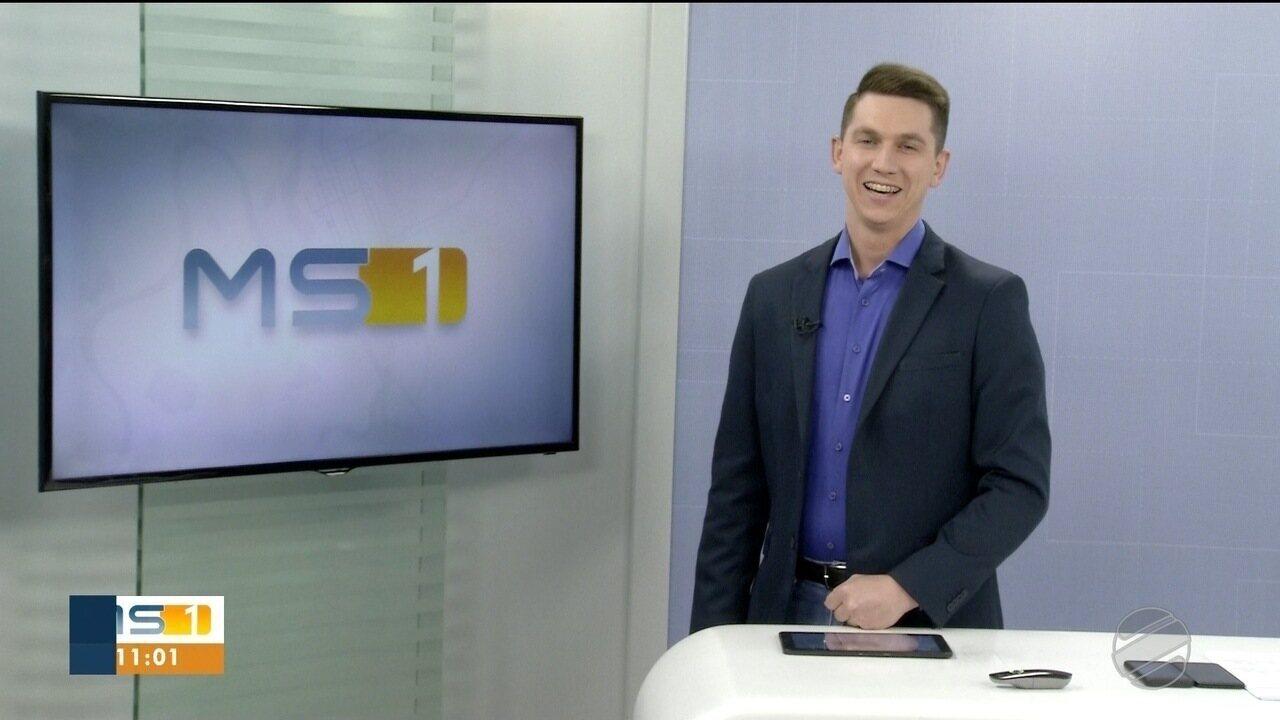 MSTV 1ª Edição Corumbá, edição de terça-feira, 26/11/2019 - MSTV 1ª Edição Corumbá, edição de terça-feira, 26/11/2019