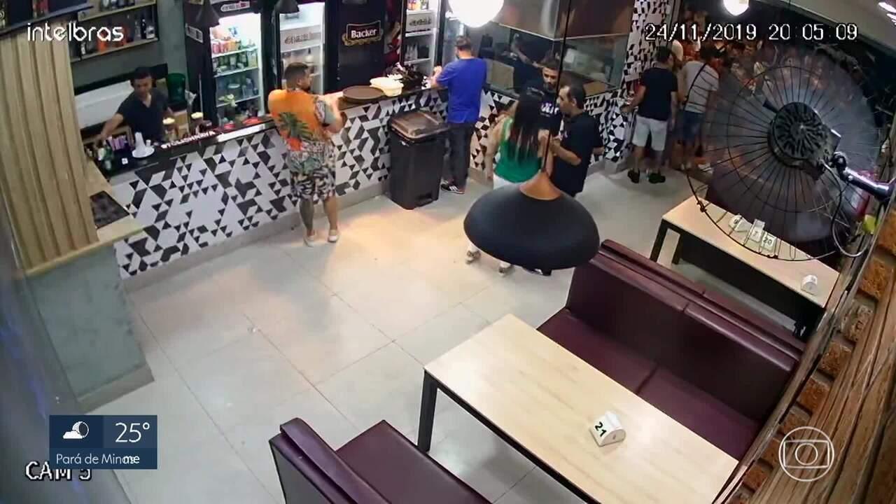 Mulher é agredida em bar na Região Nordeste de BH