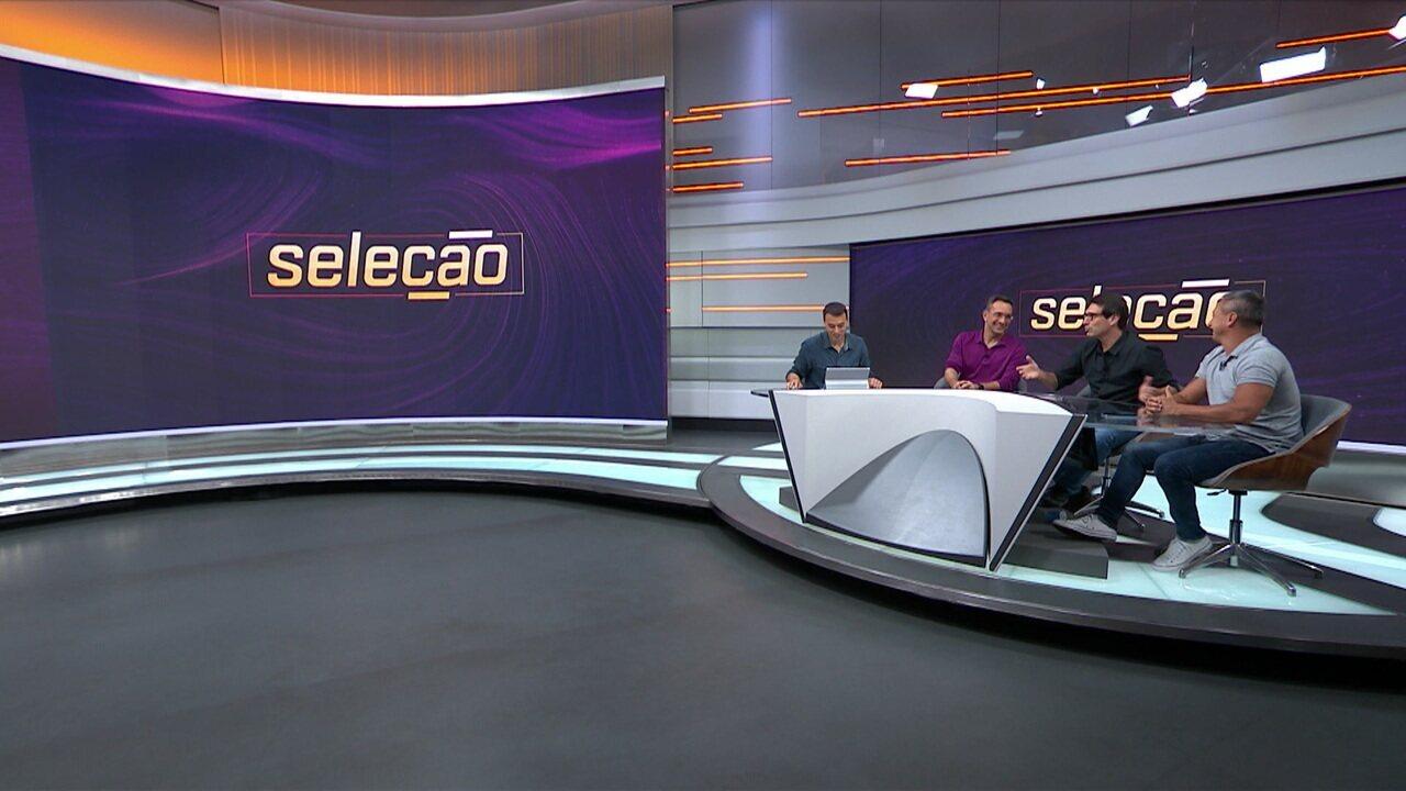 """Arnaldo Ribeiro afirma: """"Gabigol é o melhor finalizador desde Romário"""""""