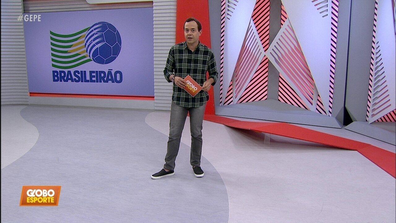 Globo Esporte/PE (28/11/19) - Globo Esporte/PE (28/11/19)