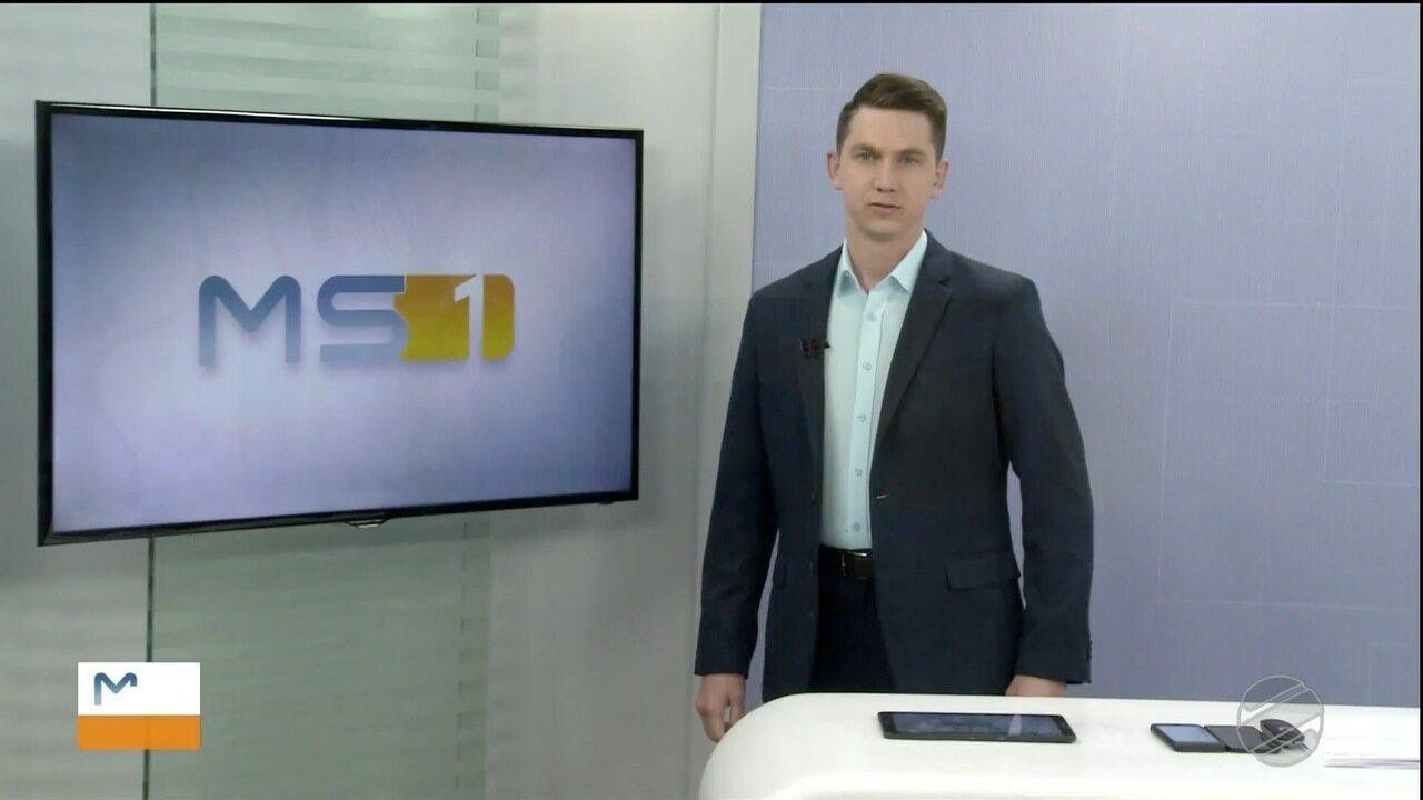 MSTV 1ª Edição Corumbá, edição de quinta-feira, 28/11/2019 - MSTV 1ª Edição Corumbá, edição de quinta-feira, 28/11/2019