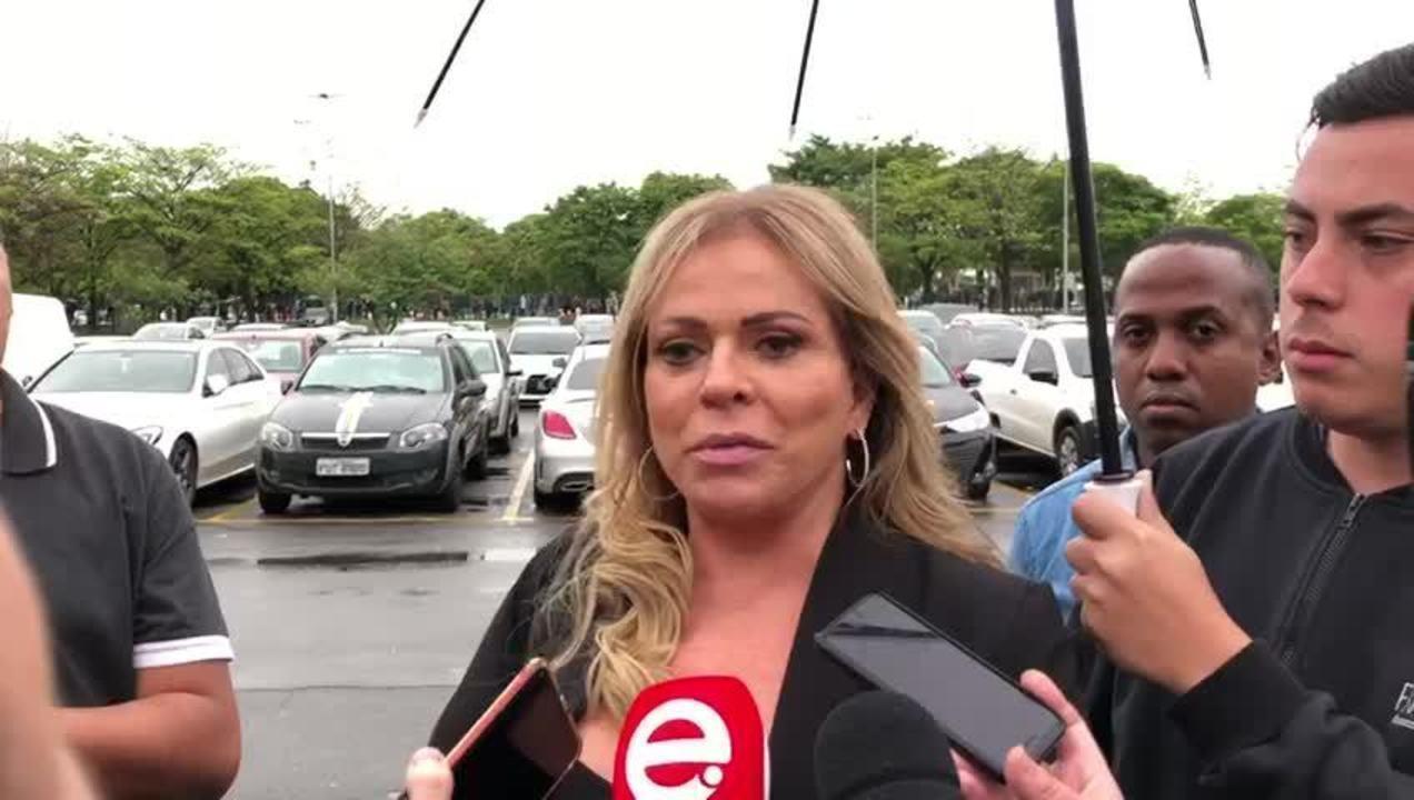 Christina Rocha fala com carinho sobre Gugu Liberato