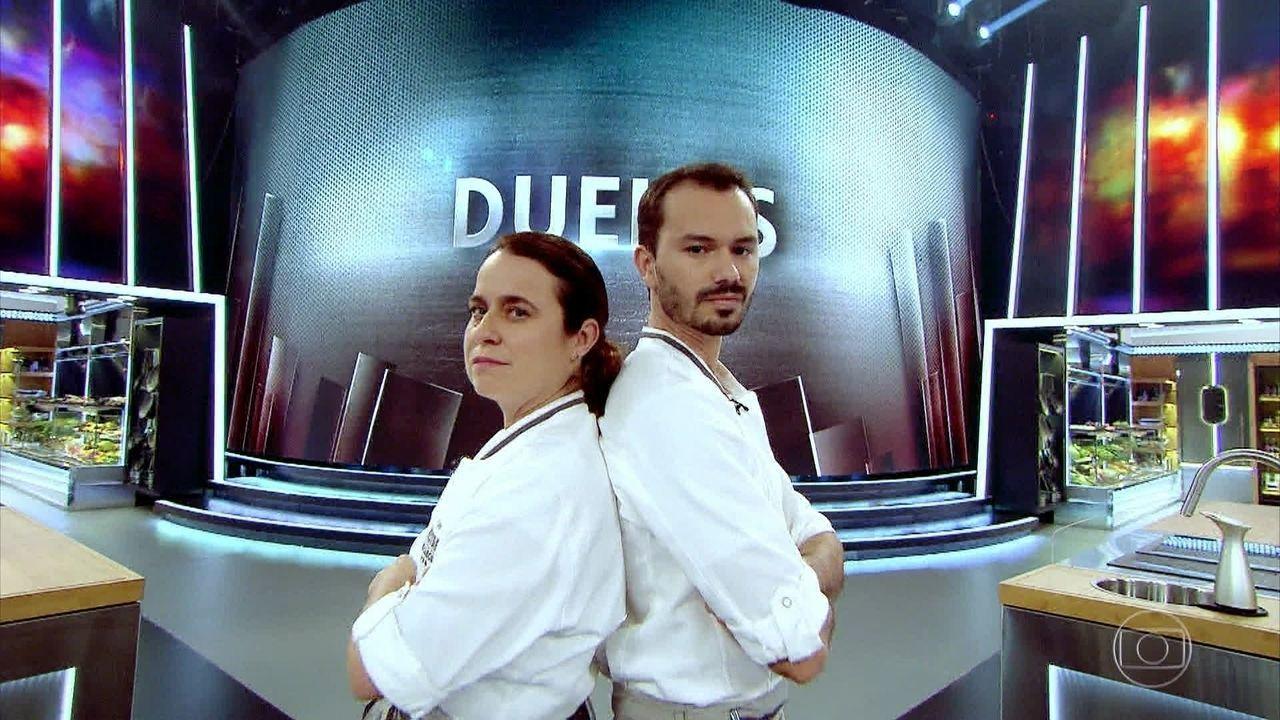 Ana Bueno e Lui Veronese são sorteados para duelo