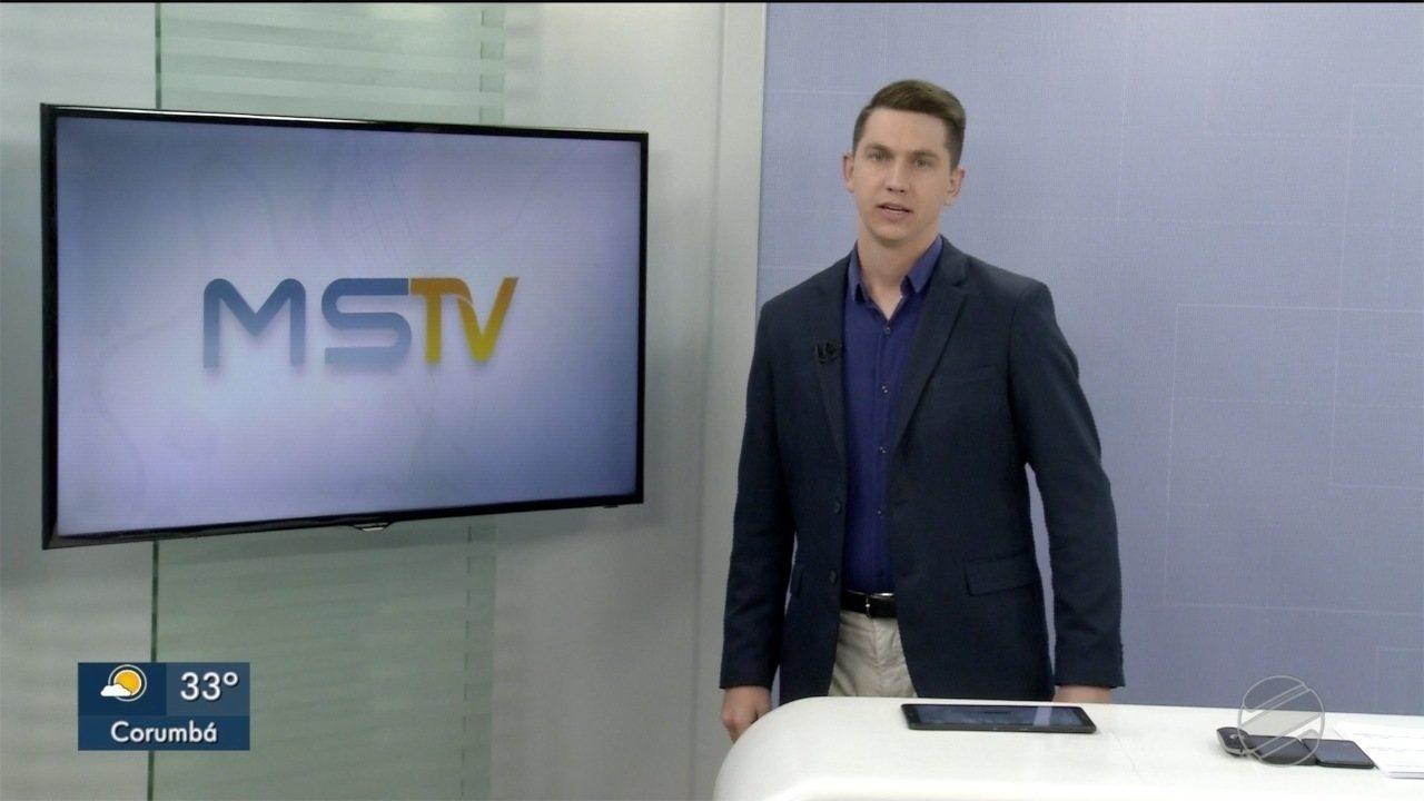 MSTV 1ª Edição Corumbá, edição de sexta-feira, 29/11/2019 - MSTV 1ª Edição Corumbá, edição de sexta-feira, 29/11/2019