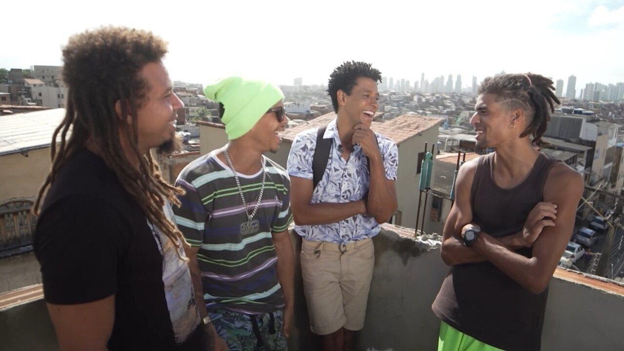 No 'Vumbora', Aldri conhece o coletivo de DJs TrapFunk&Alivio, do Nordeste de Amaralina