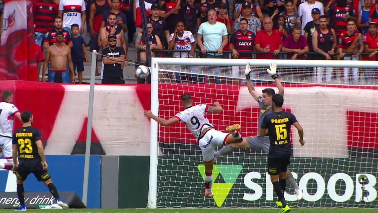Melhores momentos de Atlético-GO 0 x 0 Sport pela 38ª rodada do Brasileirão Série B