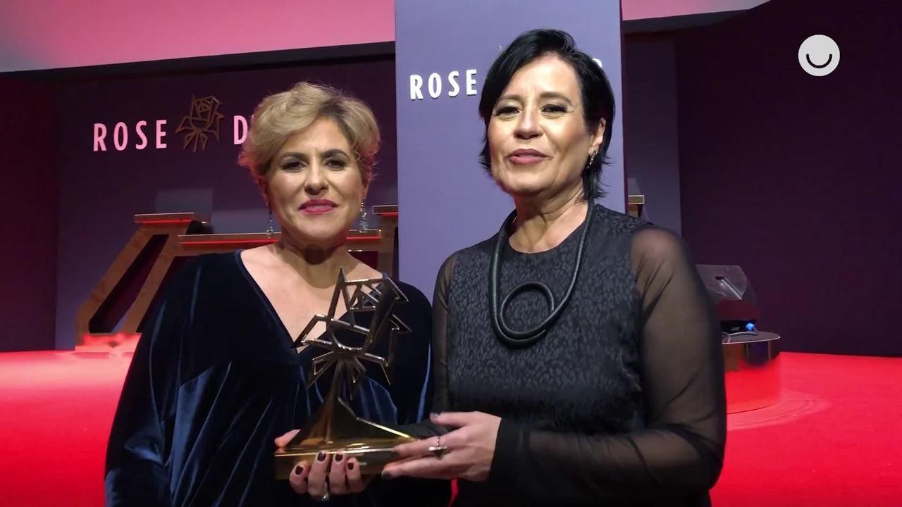 Thelma Guedes e Duca Rachid ganham prêmio internacional pela novela 'Órfãos da Terra'
