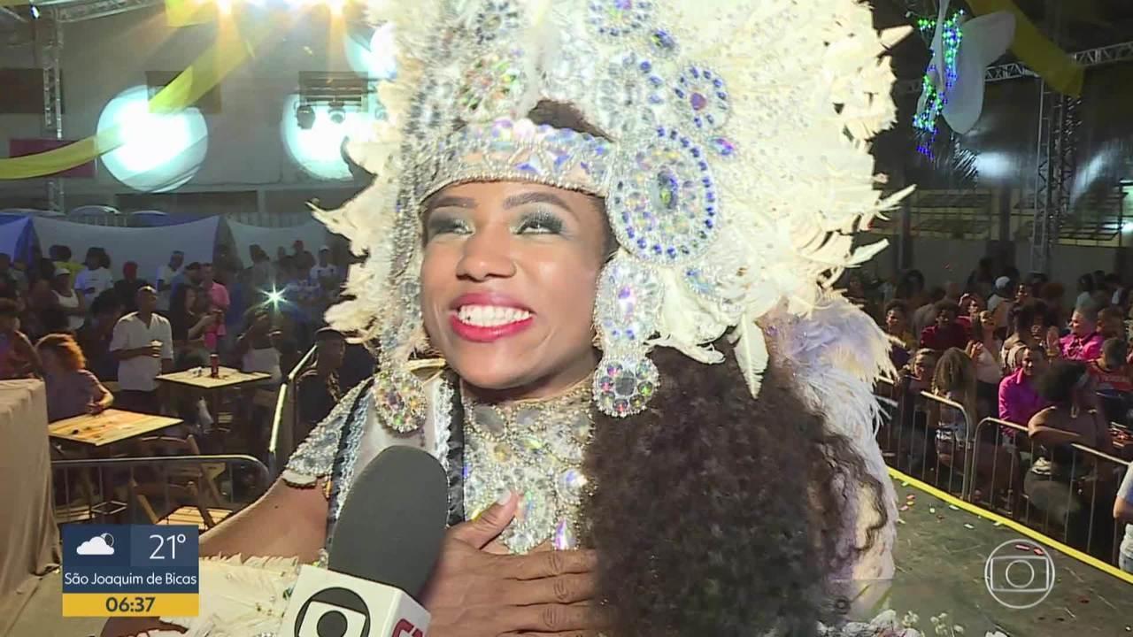 Eleitos o rei, a rainha e a princesa do carnaval 2020 de BH