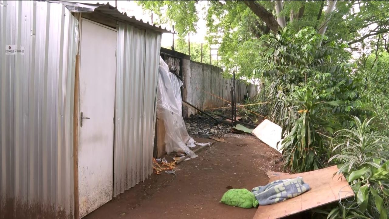 Duas crianças morrem após incêndio atingir barraco na Zona Sul de São Paulo