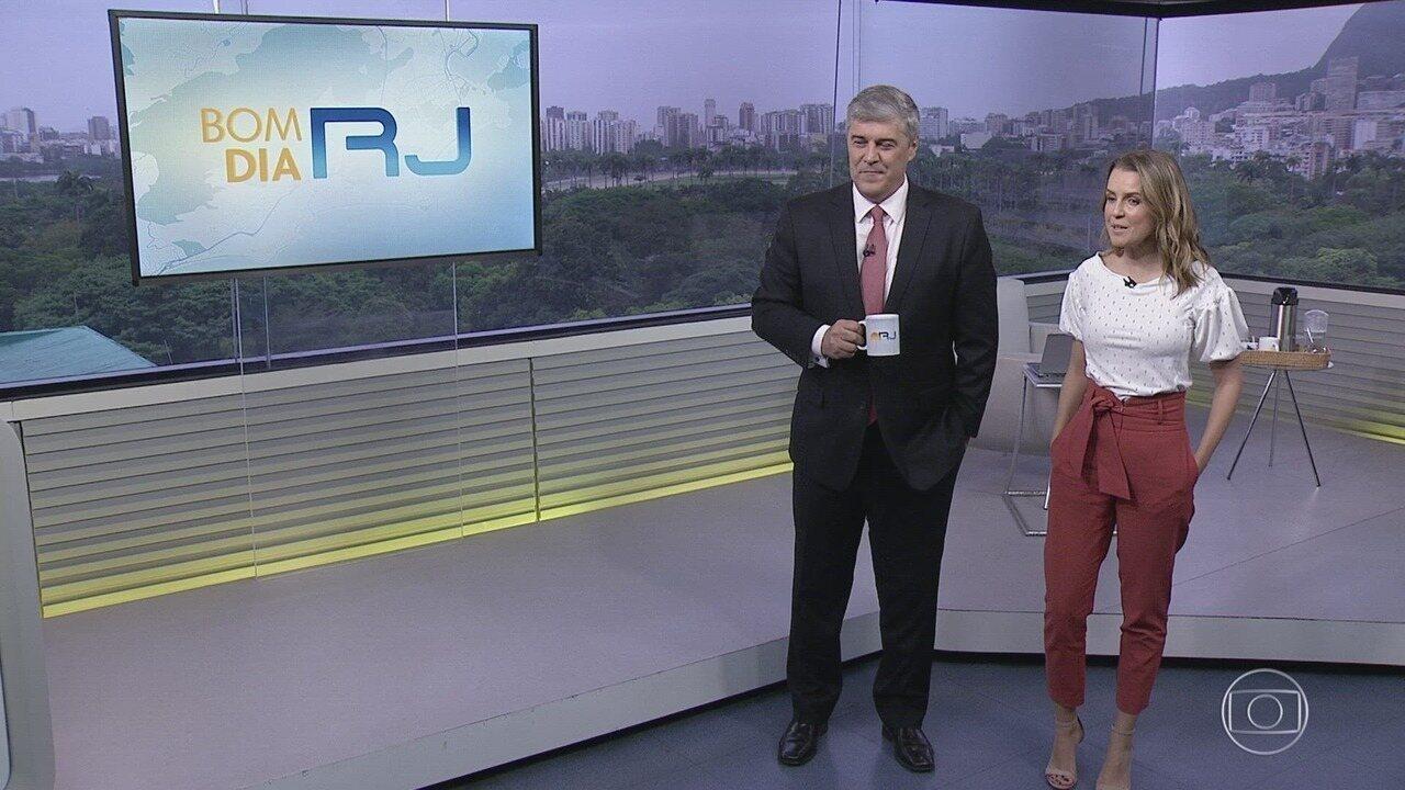 Bom dia Rio - Edição de terça-feira, 03/12/2019 - As primeiras notícias do Rio de Janeiro, apresentadas por Flávio Fachel, com prestação de serviço, boletins de trânsito e previsão do tempo.