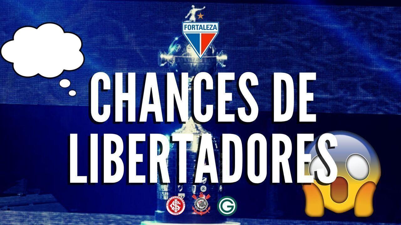 Sonho ou realidade? Confira as chances do Fortaleza garantir vaga na Libertadores