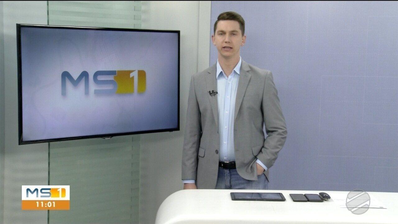 MSTV 1ª Edição Corumbá, edição de terça-feira, 03/12/2019 - MSTV 1ª Edição Corumbá, edição de terça-feira, 03/12/2019