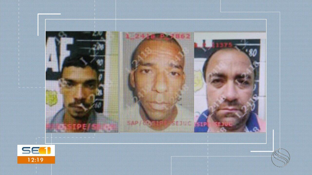 Durante a operação, dois suspeitos conseguiram fugir