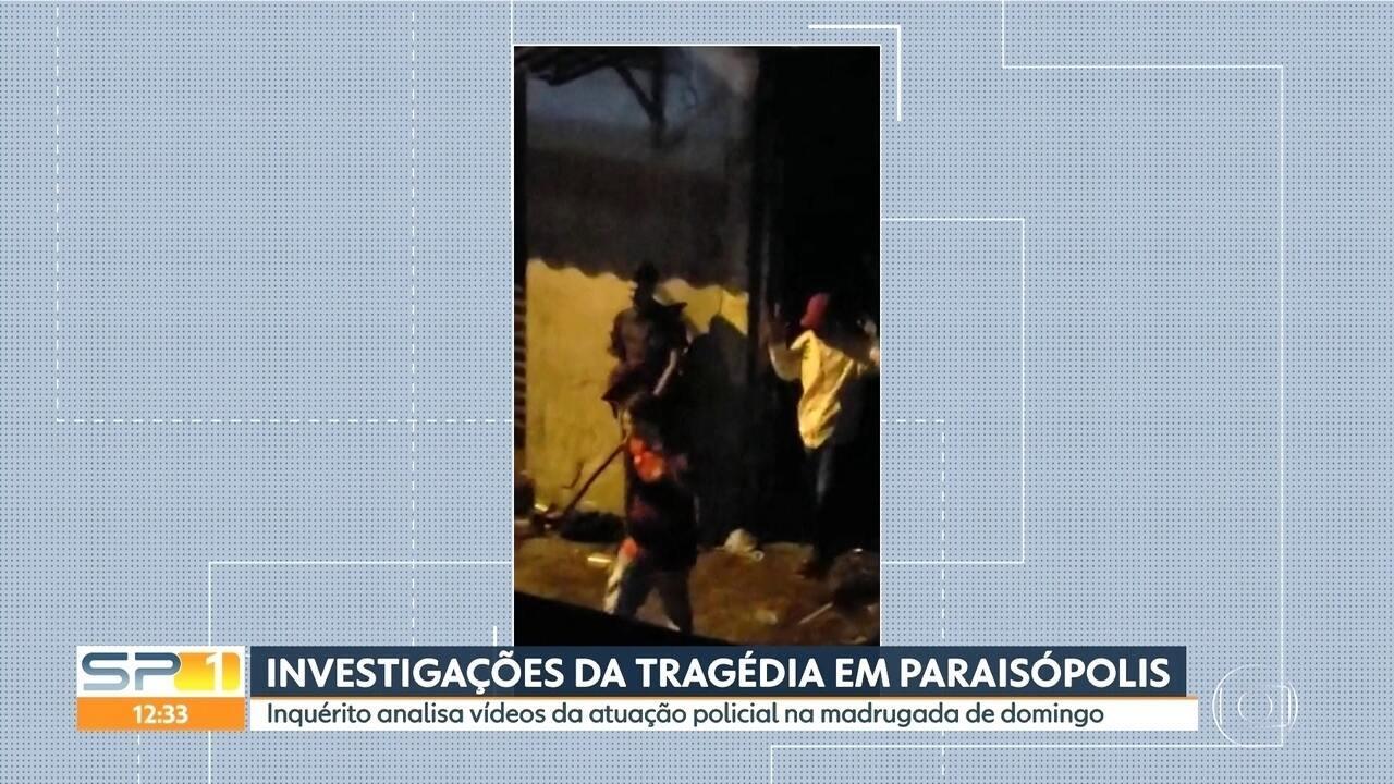 Comando da PM afasta soldado que agrediu rapaz com muleta em Paraisópolis