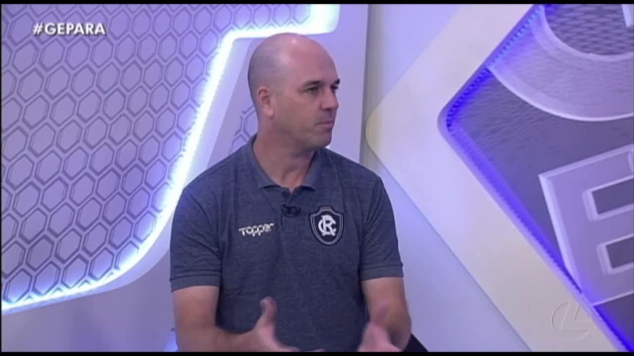 Veja a entrevista completa de Rafael Jaques ao Globo Esporte Pará desta quarta-feira