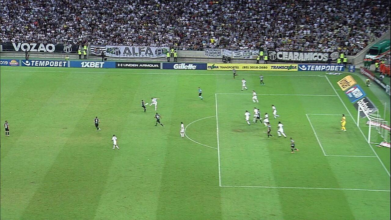 Melhores momentos: Ceará 0 x 1 Corinthians pela 37ª rodada do Brasileirão