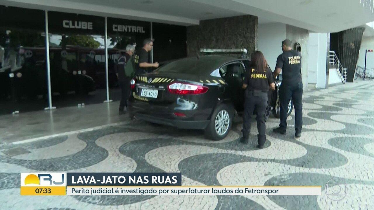 PF cumpre mandado de prisão contra perito judicial acusado de favorecer empresas de ônibus