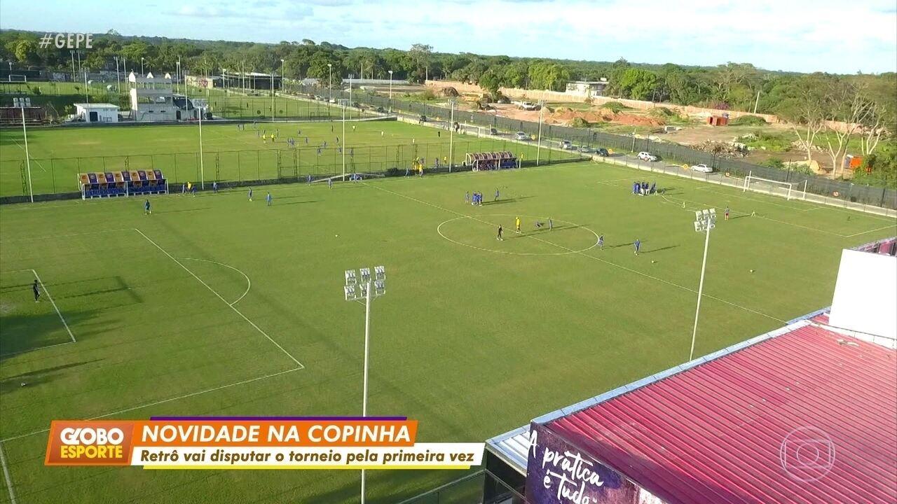 Adversário do Corinthians na Copa São Paulo, Retrô ostenta estrutura digna de Europa