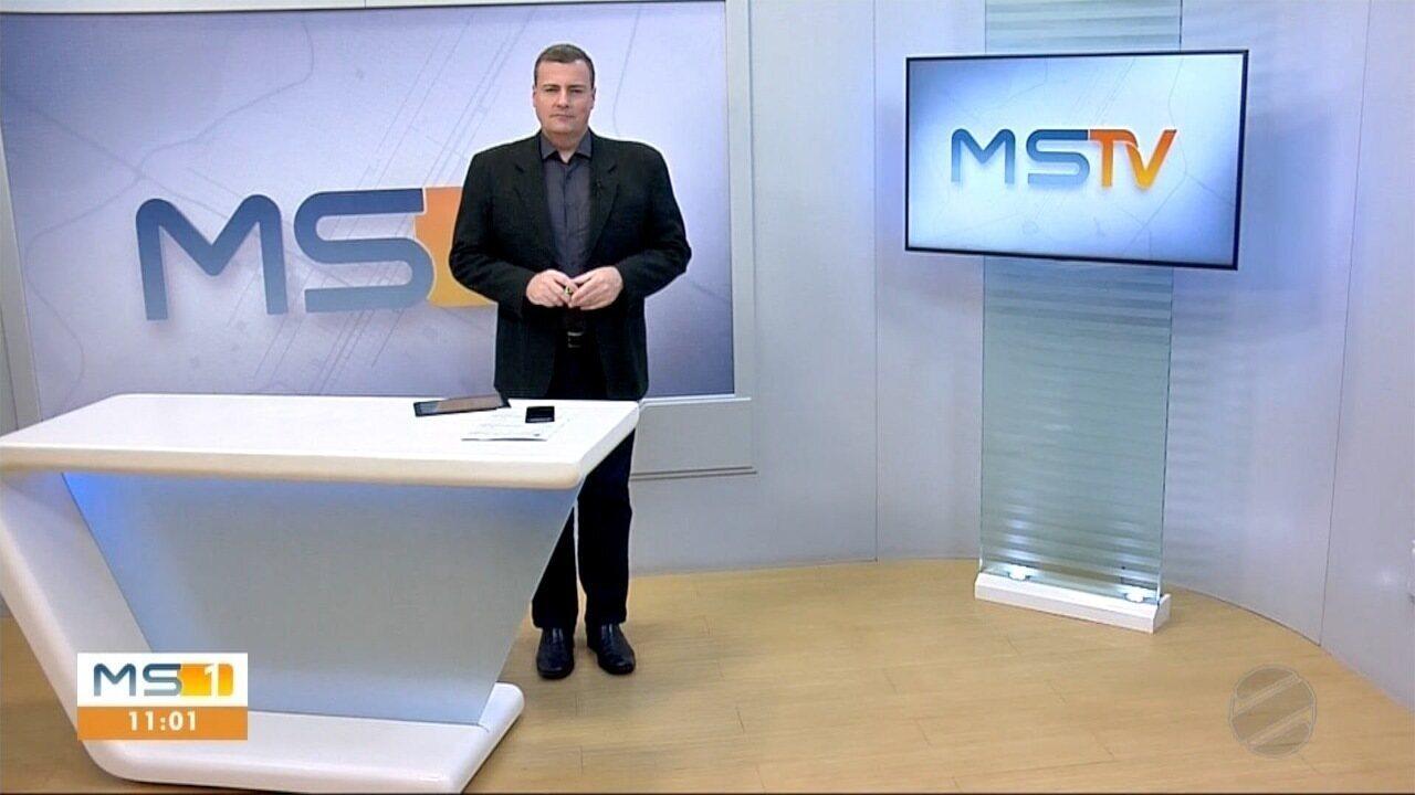 MSTV 1ª Edição Dourados - edição de quinta-feira, 05/12/2019 - MSTV 1ª Edição Dourados - edição de quinta-feira, 05/12/2019