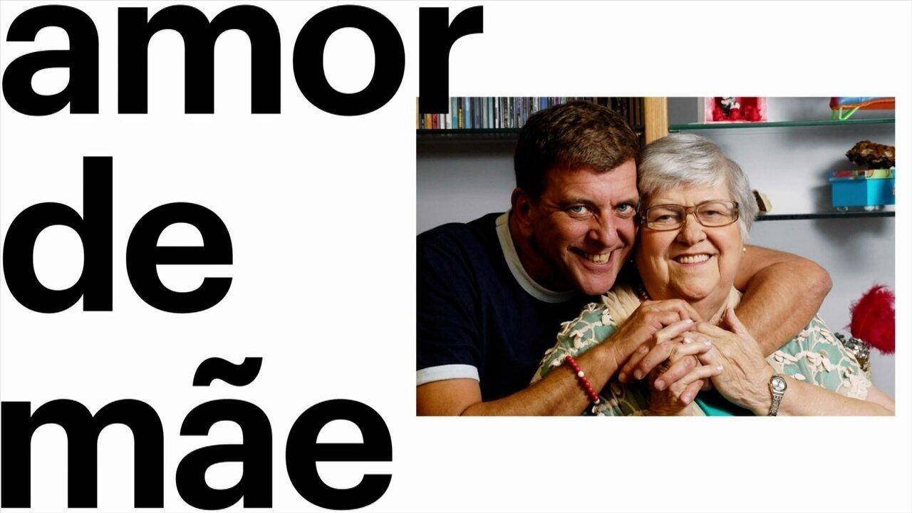 Mãe de Jorge Fernando, ex-diretor da Globo, é homenageado em 5/12/19