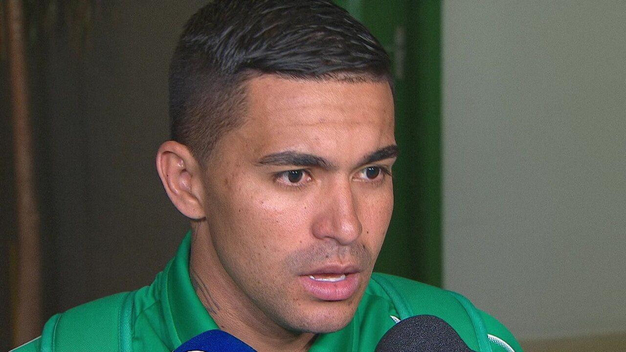 Dudu comenta noite de vitória do Palmeiras e temporada atual